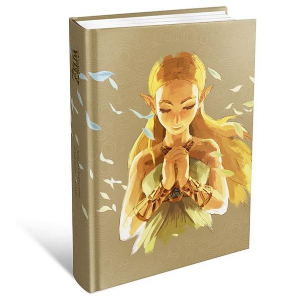 The Legend of Zelda: Breath of the Wild - Lösungsbuch