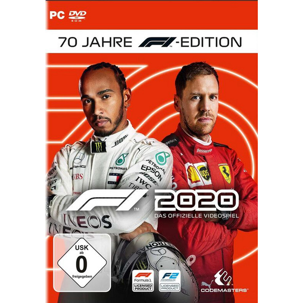 F1 2020 70 Jahre Edition