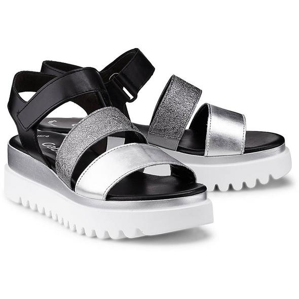 Komfort-Sandalette