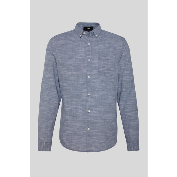 CLOCKHOUSE - Hemd - Regular Fit - Button-down