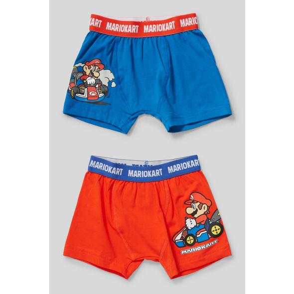 Multipack 2er - Mario Kart - Boxershorts