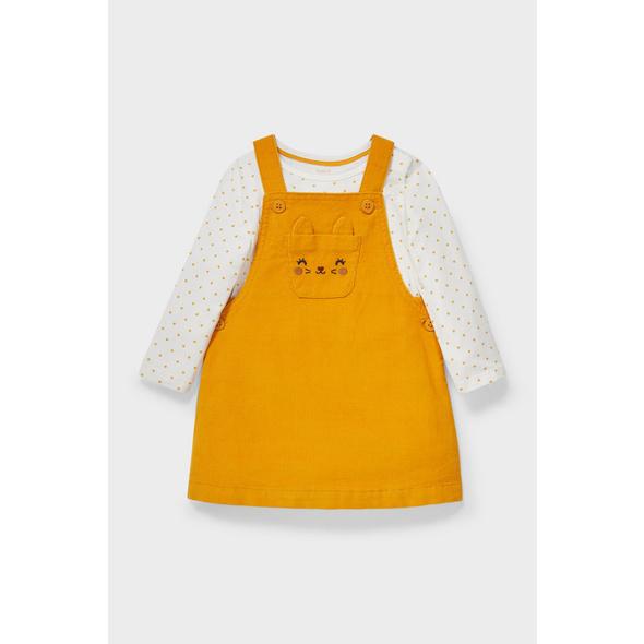 Baby-Outfit - Bio-Baumwolle - 2 teilig
