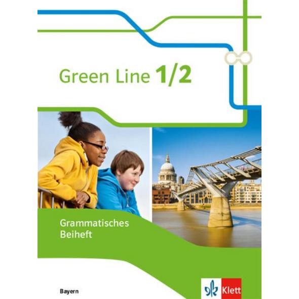 Green Line 1/2. Ausgabe Bayern